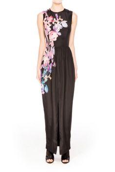 Keepsake The Label | Resolution Maxi Dress | Black Floral Garden | Shop Now | BNKR |