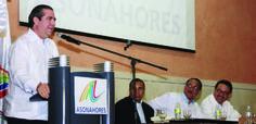 Ministro prevé cumplir meta de llegada de turismo