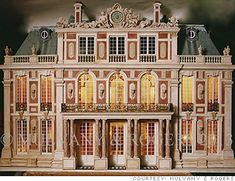 Palace of Versailles - 6 luxury dollhouses for your Christmas list ...