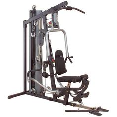 20 Remarkable Home Gyms With Leg Press Pic Idea