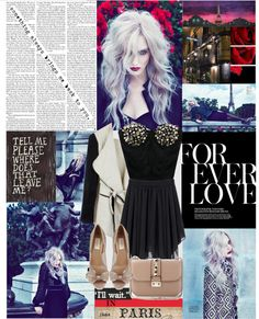 """""""I've given you my best why does she get the best of you?'"""" by leannesugarplum ❤ liked on Polyvore"""