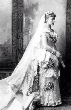 Princess Victoria : wedding day