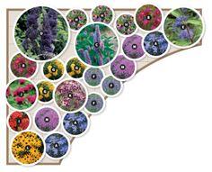Voila! Bluestone Perennials preplanned garden plan scores again! This…