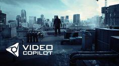 Video Copilot Show: SUPERHERO LANDING! #AdobeAfterEffects