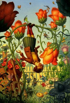 Toots and the Upside-Down Fairies by Peter Ferguson