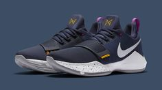 pretty nice 5abd9 032b5 Ferocity Nike PG1 Pacers Release Date   Sole Collector Lebron 14, Nike  Lebron, Basket
