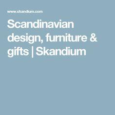 Scandinavian design, furniture & gifts | Skandium