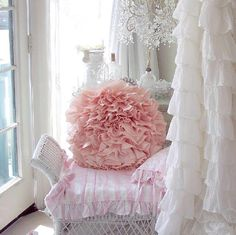 Shabby Chic Beach Decor | Shabby Chic Bedding Cottage Pillows & Shams