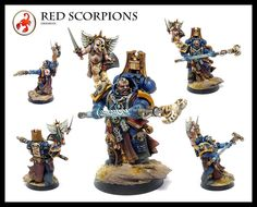Red Scorpions Librarian | Flickr - Photo Sharing!