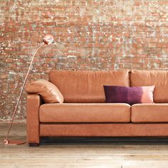 Heal's - Good Design, Well Made. Contemporary lighting & furniture by the best British & international designers Space Saving Ideas For Home, Contemporary Furniture, Floor Lamp, Nest, Love Seat, Cool Designs, Room Ideas, Copper, Healing