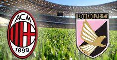 Palermo - Milan in live streaming gratis Il Milan cerchera` una nuova vittoria contro un palermo che e` allo sbando dopo le pessime uscite in casa delle ultime giornate. Gli uomini di Montella scendono in Sicilia per confermarsi tra le gran #palermo #milan