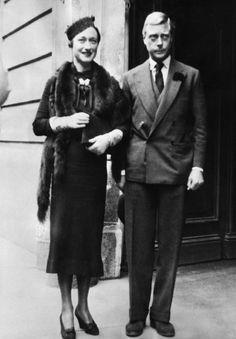 The Duke & Duchess of Windsor in the Thirties.