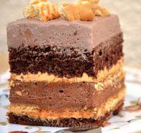 Polish Desserts, Polish Recipes, Polish Food, Food Cakes, Cupcake Cakes, Chocolates, Different Cakes, Homemade Cakes, Cake Recipes