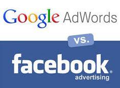 Anúncios do Facebook Ads X Google AdWords - Qual é a diferença