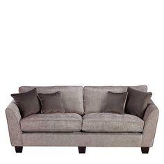 Rylee 4 Seater Sofa, Choice of Fabric | Sofas | Living Room