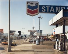 Stephen Shore, Beverly Boulevard and La Brea Avenue, Los Angeles, California, June 21, 1975