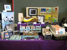 Craft Show Display
