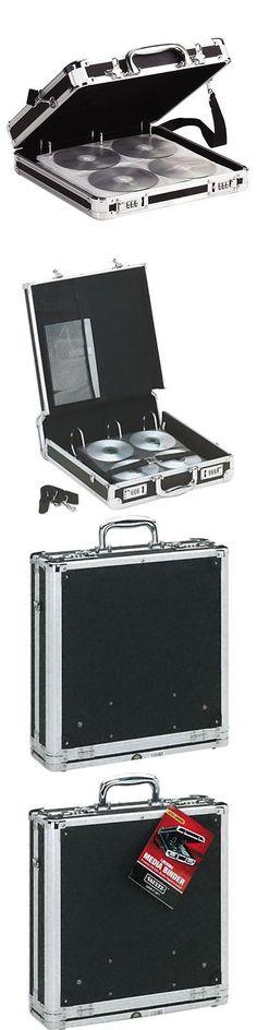 CD DVD and Blu-ray Discs: Ideastream Vaultz Media Binder - Binder - Clamshell - Aluminum, Steel - Black - -> BUY IT NOW ONLY: $61.06 on eBay!