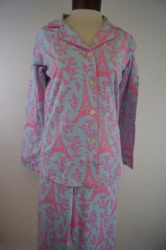 All robes and pajamas are 25% off today in the store for Small Business Saturday!