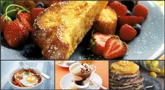 7 Recipes For A Romantic Valentine's Day Breakfast #food #recipes #spiralizer
