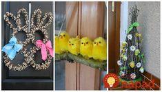 Krásne nápady, ktoré vás na nadchádzajúce sviatky určite inšpirujú. Túto jar privítajte najkrajšie, ako sa dá, s utešenými veľkonočnými dekoráciami!