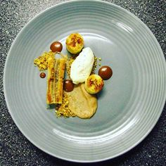 Deconstructed Banoffee by oneguysfood