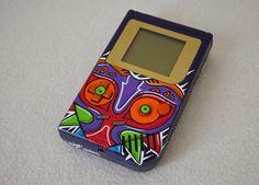 Custom Majora's Mask Game Boy - Created by Oskunk