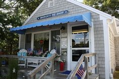 Marion's Pie Shop | Chatham, MA    Delicious pies, including clam pie.  An absolute tradition.