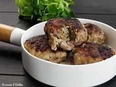 Fleischkiechle (galette de viande)