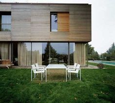 Modern Outdoor Spaces