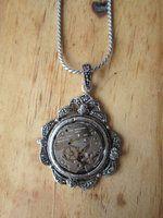 Clockwork pyramid by on DeviantArt Pocket Watch, Pendant Necklace, Deviantart, Jewellery, Accessories, Vintage, Jewelery, Jewelry Shop, Jewlery