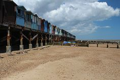 Frinton-on-Sea Essex UK by Ash Sharesomephotos Travel English, Lodges, Seaside, Beaches, Ash, Around The Worlds, British, Landscape, Gray