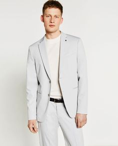 Image 3 of COMFORT BLAZER from Zara