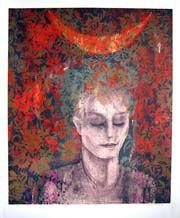 Gabrielle Kielland - kunstner - maleri - grafikk