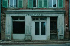 Vintage French Storefront