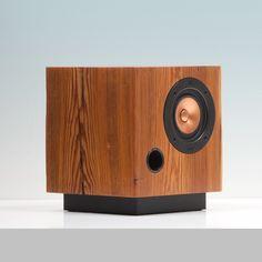 modern speaker design bookshelf | Fern & Roby