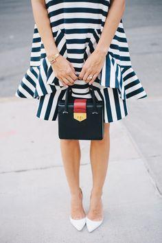 City Stripes   Damsel in Dior
