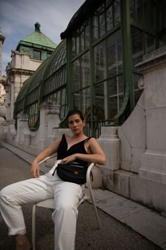 An Extraordinary Summer // Edited Pre-Fall 2020 Collection — VIENNA WEDEKIND Kelsey Simone, Vienna, Summertime, Capri Pants, Style Inspiration, Fall, Collection, Fashion, Capri Pants Outfits