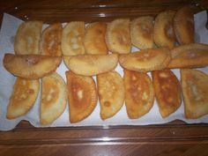 Fried Apple Pies - I sure miss my Mama Lee.  One of my favorites she made.