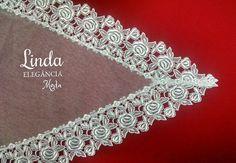 Véu CCB com renda sedosa  e acabamento diferenciado, filó 100% algodão  peça em destaque!!! R$ 180,00