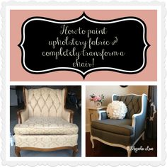 Follow~Up on My Painted Chair Tutorial: Your Questions and My Answers!