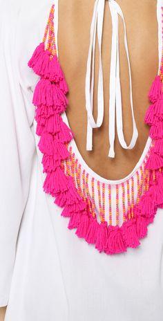 SUNDRESS Alaia Short Beach Dress | SHOPBOP