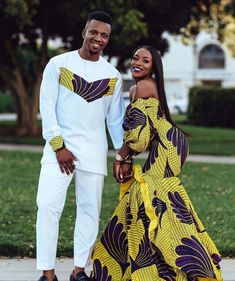African Clothing/ Matching outfit/ Couples Matching Outfit /Ankara Print/ African Print/ Couples Out African Wedding Attire, African Attire, African Wear, African Women, African Style, Ghana Wedding Dress, African Street Style, African Beauty, Latest African Fashion Dresses