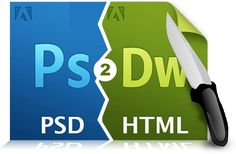We are PSD to HTML company - Visit - https://www.finesofttechnologies.com/psd-to-html.php