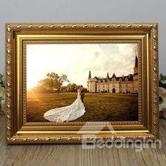 Wonderful High Polymer Desktop Photo Frame  on sale, Buy Retail Price Desktop Photo Frame at Beddinginn.com