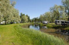 Camping at Kalajoki