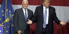 "Top News: ""USA POLITICS: Repealing Obamacare 'First Order Of Business': Pence"" - http://politicoscope.com/wp-content/uploads/2016/07/Mike-Pence-L-and-Donald-Trump-R-USA-World-Politics-Headline.jpg - Pence said Trump will work in concert with congressional leaders for a ""legislative and executive action agenda for an orderly and smooth transition.  on Politics: World Political News Articles, Political Biography: Politicoscope - http://politicoscope.com/2017/01/05/usa-politics-"