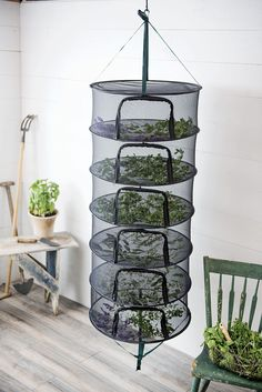 Stack!t Herb Drying Rack