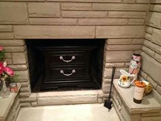 8 Decorative Uses for an Unused Fireplace | Decorate this ...