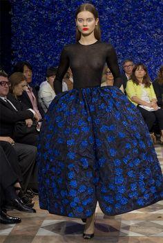 Sfilata Christian Dior Paris - Alta Moda Autunno-Inverno 2012-13 - Vogue
